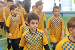 07.03.2019. Открытие международного турнира по футболу