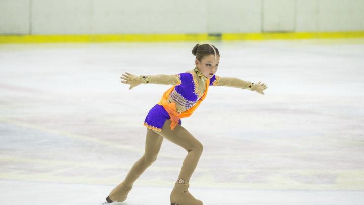 Фигуристы «полюса» завоевали восемь медалей на первенстве Хабаровска