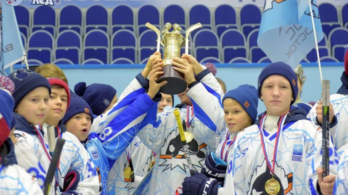 «Полюс-2006» одержал победу во всероссийском турнире «Добрый лед»