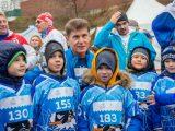 Воспитанники спортивного клуба «Полюс» приняли участие в благотворительном забеге