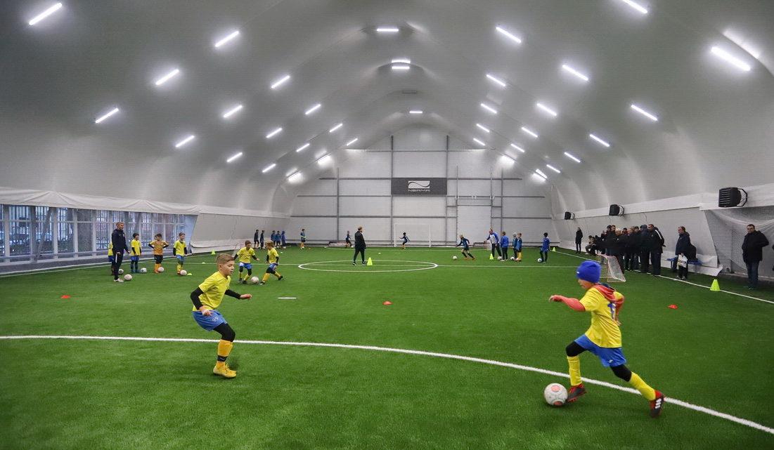 15 команд сразятся на международном турнире в футбольном манеже «Тигр»