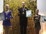 Фигуристы СК «Полюс» успешно выступили на первенстве Приморского края