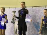 Фигуристы «Полюса» стали призерами открытого первенства Сахалинской области