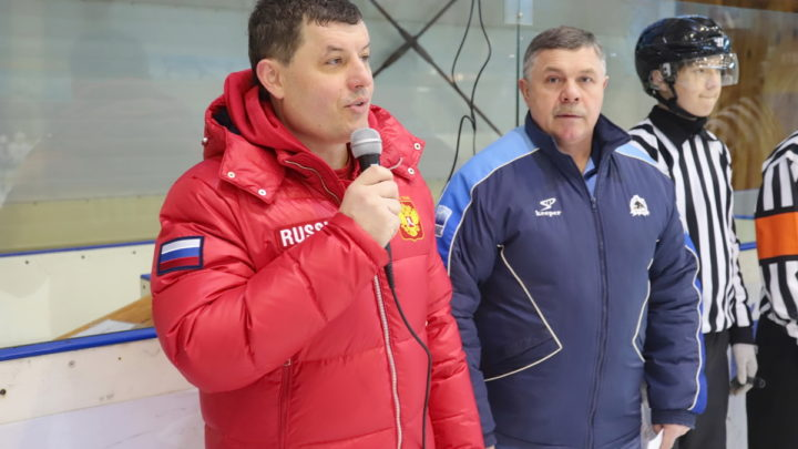 В СК «Полюс» определили победителей конкурса буллитов среди юных хоккеистов