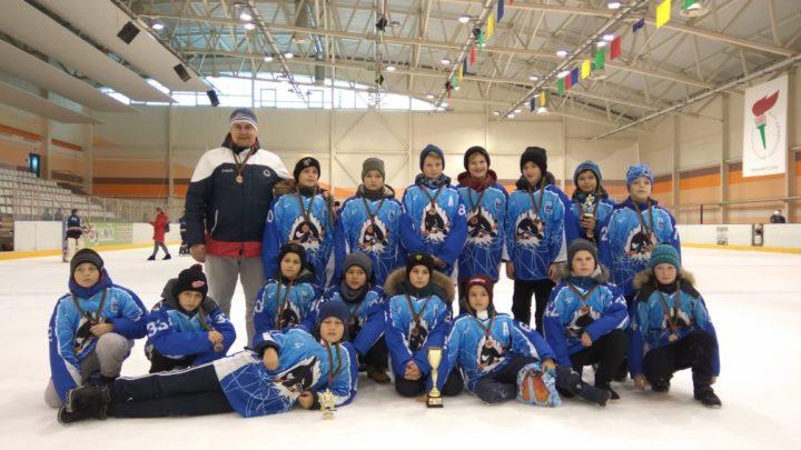 «Полюс-2007» стал бронзовым призером на международном турнире в Белоруссии