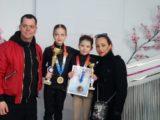 Фигуристы «Полюса» завоевали девять медалей на соревнованиях в Артеме