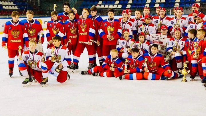 На всероссийском турнире hCap «Полюс-2006» занял пятое место