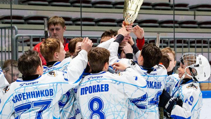 «Полюс-2006» — выиграл «Кубок федерации» и стал абсолютным победителем юношеской хоккейной лиги