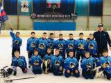 Двойной успех хоккеистов «Полюса 2010-1»