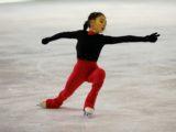Фигуристы «Спортивного клуба Полюс» начали новый спортивный сезон открытой тренировкой