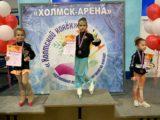 Фигуристы «Полюса» завоевали 12 медалей на первенстве Приморского края