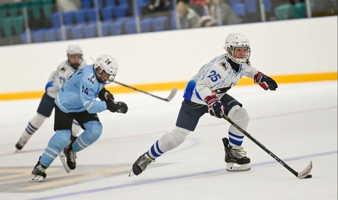 «Полюс-2006» — бронзовый призер первого этапа первенства Дальнего Востока по хоккею