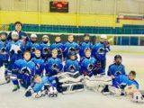 «Полюс 2010» — призер дальневосточного турнира по хоккею «Кубок Приморья»