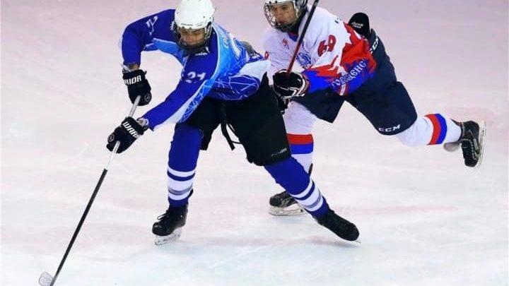 Хоккеисты «Полюса» приняли участие в юношеском турнире по хоккею в китайском городе Цицикар