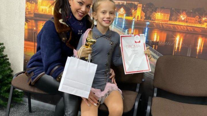 Фигуристы «Полюса» стали призерами на соревнованиях в Литве