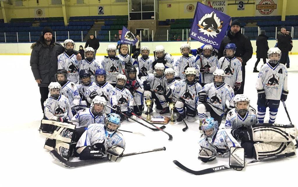 «Полюс-2011» стал бронзовым призером «Кубка Приморья» по хоккею