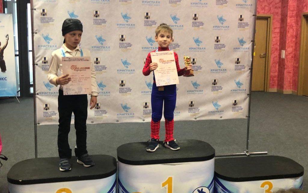 Фигуристы «Полюса» стали призерами соревнований в Сахалинской области