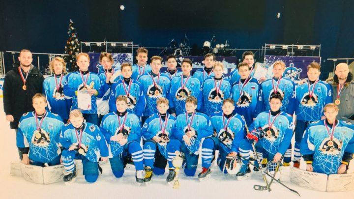 Хоккеисты «Полюса-2006» в составе сборной Владивостока стали победителями краевого этапа спартакиады учащихся