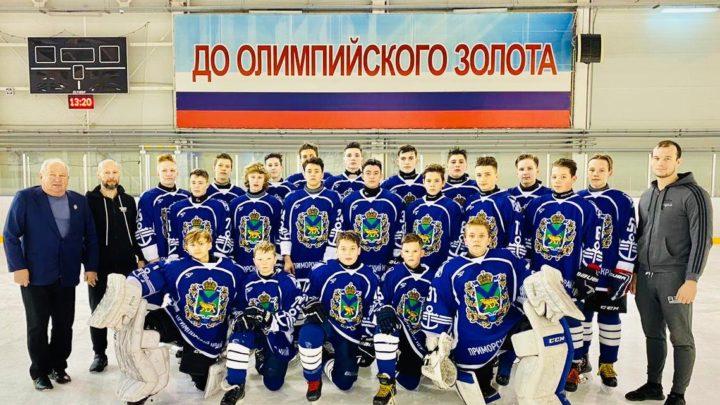 Игроки «Полюса-2006» — бронзовые призеры второго этапа зимней спартакиады учащихся России