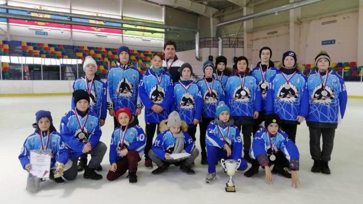 «Полюс-2007» — серебряный призер краевого этапа «Золотой шайбы»