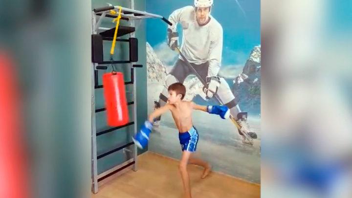Итоги второго этапа конкурса по общефизической подготовке среди хоккеистов спорт клуба «Полюс»