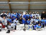 Мастер-класс для защитников прошёл на ледовой арене ICE-Тигр