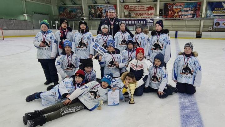 «Полюс-2010» — бронзовый призер краевого этапа хоккейного турнира «Золотая шайба»