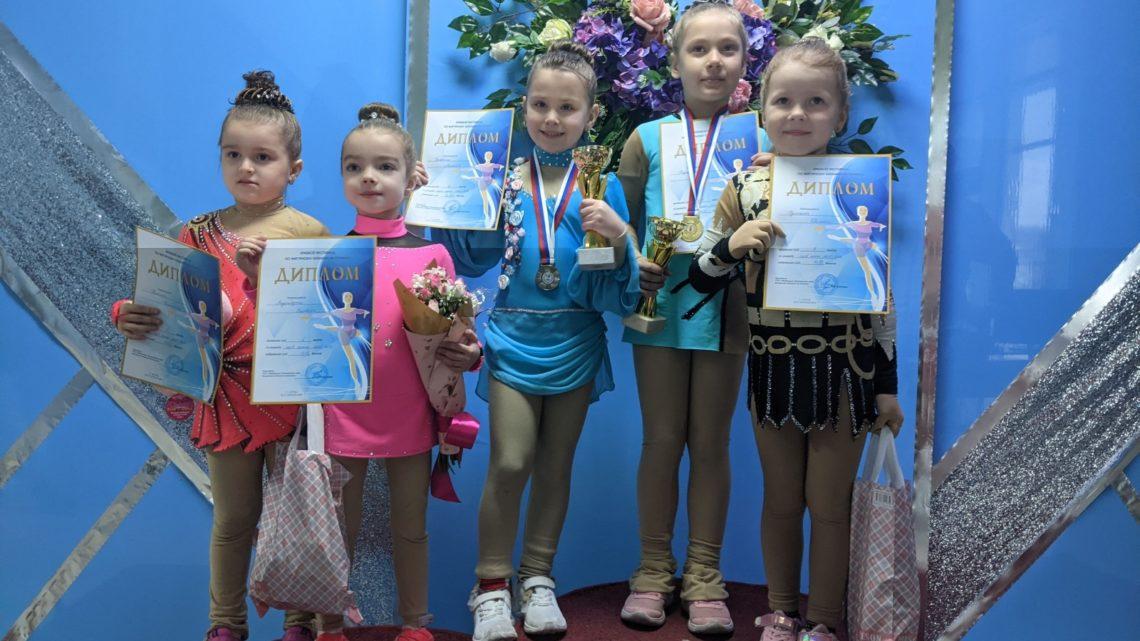 Фигуристы «Полюса» завоевали 21 медаль на Кубке Приморья